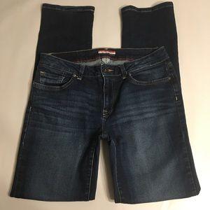 Tommy Hilfiger Straight Leg Jeans Size 6R